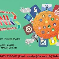 Digital Marketing in a BLINK Seminar 2017