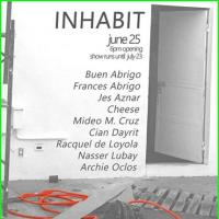 District Gallery Opens Inaugural Group Show 'Inhabit' On June 25