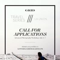 GRID Travel Series III: La Union - Advanced Travel Photography Workshop
