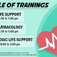 ACLS, BLS & EKG Trainings
