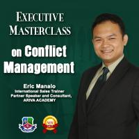 Executive Masterclass on Conflict Management
