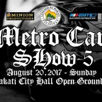 Metro Car Show 5