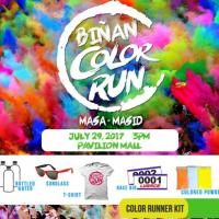 Biñan Color Run Masa Masid 2017