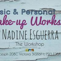 Basic & Personal Make-up Workshop by Nadine Esguerra