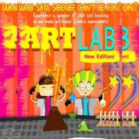 Art Lab by Little Luna