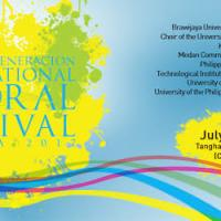3rd Andera O. Veneracion International Choral Fest Set in July