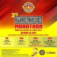 Philippine Marine Corps Marathon 2017