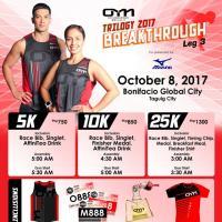 OYM Leg 3 in Bonifacio Global City