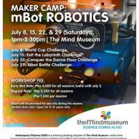 Maker Camp: mBot Robotics