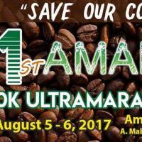 1st Amadeo 50K Ultramarathon Race