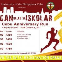 UP Cebu Anniversary Run 2017