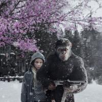 "Young Actress Amiah Miller Plays Pivotal Role In ""War For The Planet Of The Apes"""