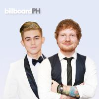 Ed Sheeran Tops the First-ever Billboard Philippines Hot 100 and Iñigo Pascual leads the Billboard Philippine Top 20
