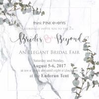 Brides & Beyond – An Intimate Bridal Fair