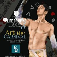 Penbrothers  to host 3rd Edition of The Life Drawing Session PH