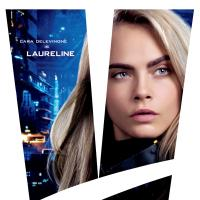 "Cara Delevingne And Dane Dehaan In High-speed Sci-fi Action ""Valerian"""
