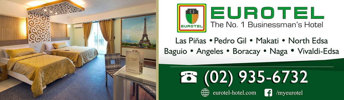 BILLBOARD -  Eurotel The #1 Business Hotel