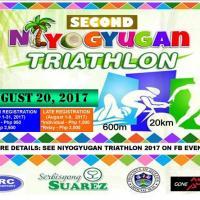 Niyogyugan Triathlon 2017