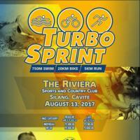 Turbo Sprint Triathlon 2017