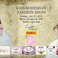 LPC Kids Bohemian Fashion Show 2017