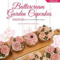 Buttercream Garden Cupcakes