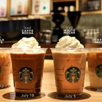 Starbucks PH Iced Grande Espresso Beverages for only Php 100 this July