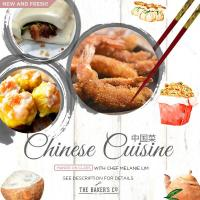 Chinese Cuisine with Chef Melanie Lim