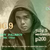 GLOC 9 AT WALWALAN OVERVIEW RESTO BAR