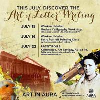 Art in Aura - Pop-Up & Workshops