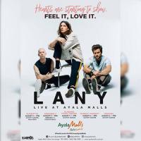 LANY Live at Ayala Malls