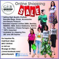 Sale!!! GB BOUTIQUE Online Shopping