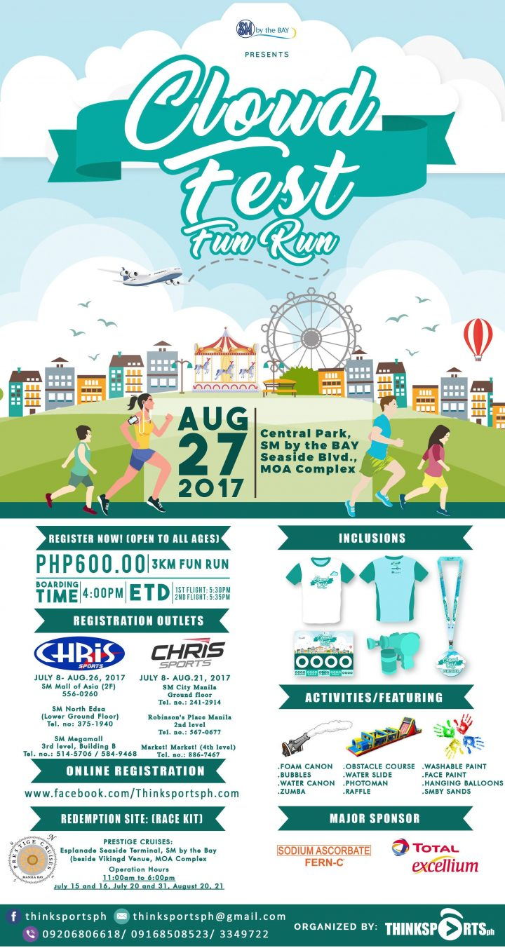 CloudFest Fun Run 2017