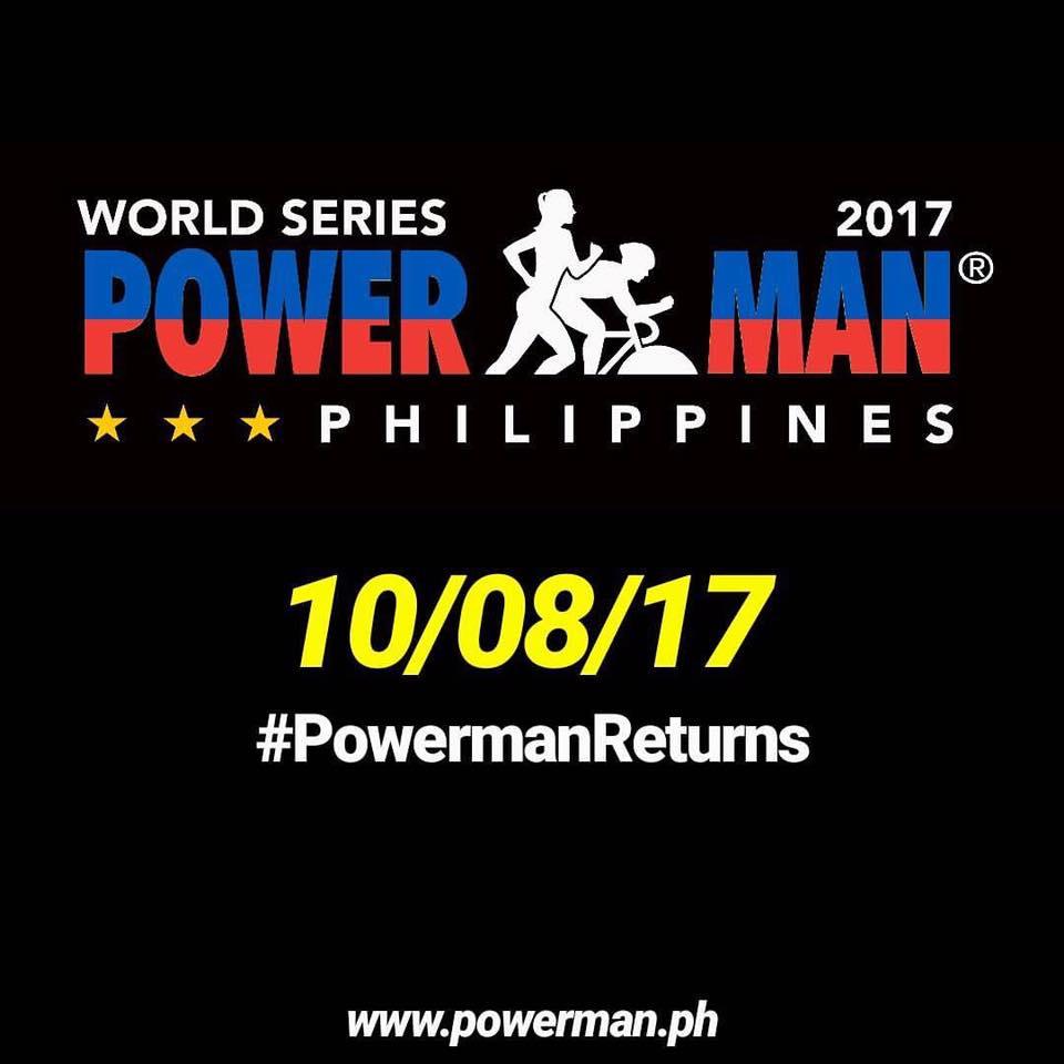 Powerman Philippines World Series 2017