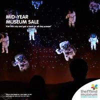 The Mind Museum Mid-Year Sale