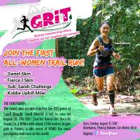 GRIT All Women Trail Run 2017