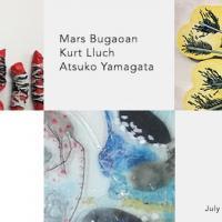 Solo Art Exhibitions by Mars Bagaoan, Atsuko Yamagata, and Kurt Lluch