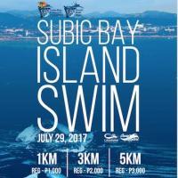 Subic Bay Island Swim - GSS Ph