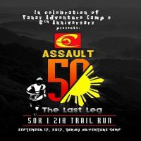 3rd Conquer Assault 50 : The Last Leg