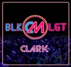 Color Manila Blacklight Run – Clark Leg 2017