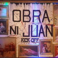 "Philippine Stagers Foundation Celebrates Its 16th Year With Original Musical Play ""Obra ni Juan"""
