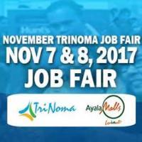 Trinoma November Job Fair 2017