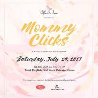 Mommy Clicks: A Photography Workshop with Stork Studio