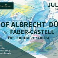Art of Albrecht Durer: Watercolour Pencil Launching