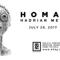 Hadrian Mendoza : Homage
