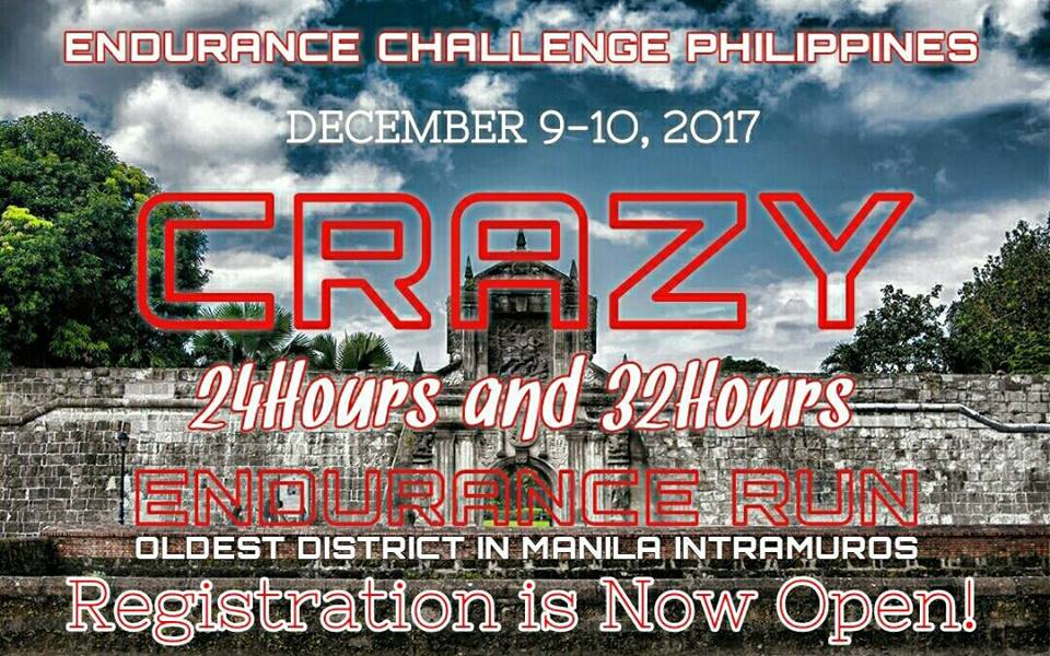 CRAZY 24 & 32-HOUR ENDURANCE RUN 2017