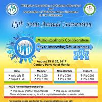 PADE-ADNEP 15th Joint Annual Convention