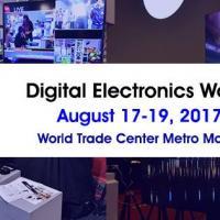 Digital Electronics World Expo 2017