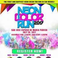 NEON COLOR RUN 2017