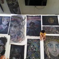 Painting - Art Exhibit