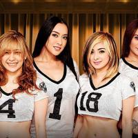 MOCHA GIRLS AT BAR 360 RESORTS WORLD MANILA